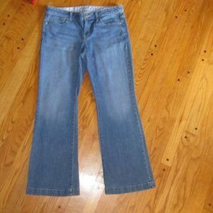 VINTAGE GAP 1969 LONG AND LEAN TROUSER JEANS 14R